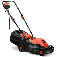 Deals on Costway 12Amp 14-in Electric Push Lawn Corded Mower w/Grass Bag