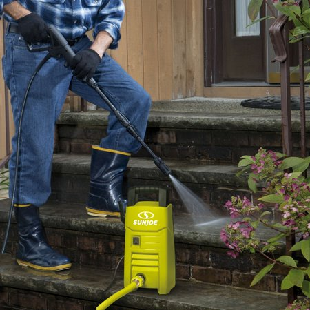 Sun Joe SPX200E Electric Pressure Washer | 1350 PSI · 1.45 GPM · 10.0-Amp
