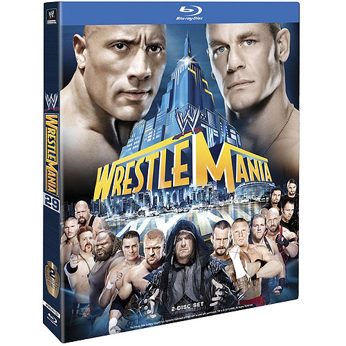 WWE: Wrestlemania XXIX (Blu-ray) (Full Frame)