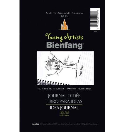 Young Artist Bienfang Idea Journal, 8-1/2
