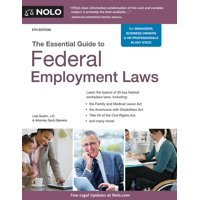 The Essential Guide to Federal Employment Laws (Paperback)