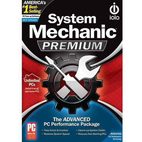 iolo System Mechanic Premium (Digital Code)