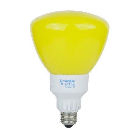 SUNLITE 05640 CF 25 Watts Colored Reflectors Indoor Flood Bulb