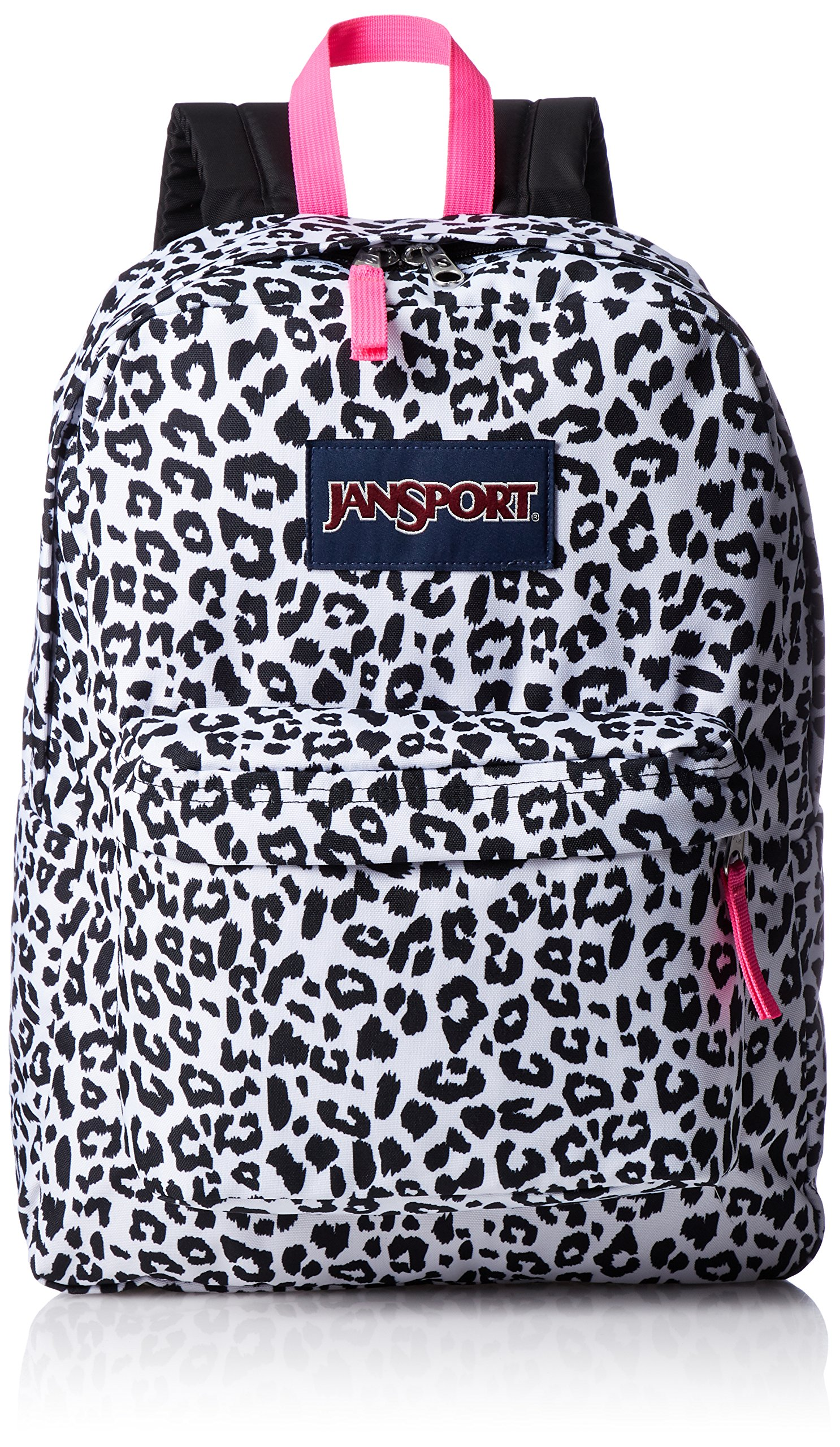 Small White Jansport Backpack- Fenix Toulouse Handball 85ec49f1cbabf