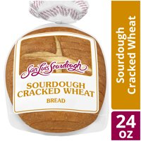 San Luis Sourdough Sourdough Cracked Wheat Bread, 24 oz