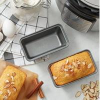 Instant Pot Official Mini Loaf Pans ? Set of 2
