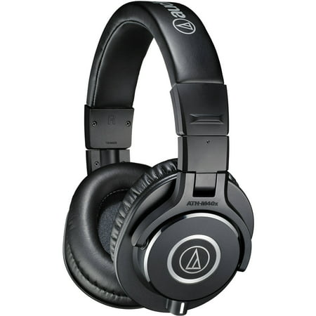 Audio-Technica ATH-M40x Professional Monitor Headphones Audio Technica Lightweight Headphone