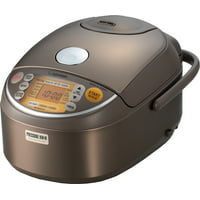 Deals on Zojirushi NP-NVC10XJ Induction Heating Pressure Rice Cooker