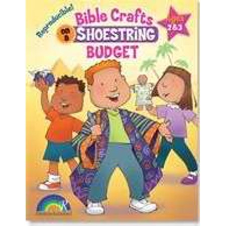 Bible Crafts on a Shoestring Budget Ages 2-3 - Bible Craft