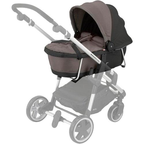 Kiddy 56-120-CC-088 - Click n Move 3 Carrycot - Walnut
