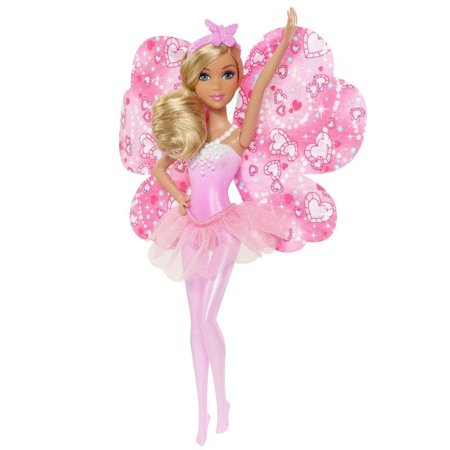 Barbie Fairytale Magic Blonde Fairy Doll