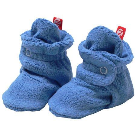 469a9e7c15e2 Zutano Booties Newborn Unisex Fleece Baby Booties For Baby Boys or ...