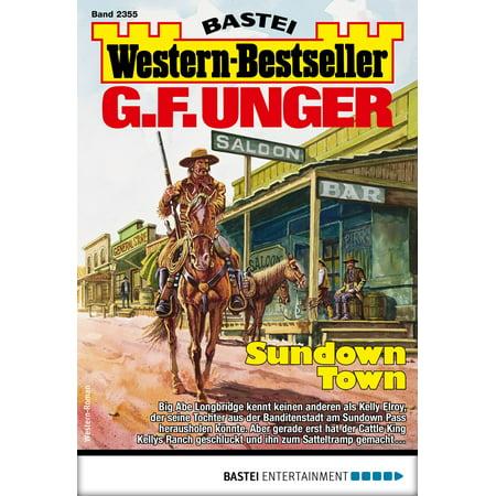 G. F. Unger Western-Bestseller 2355 - Western -