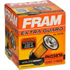 FRAM Extra Guard Oil Filter, PH3387A