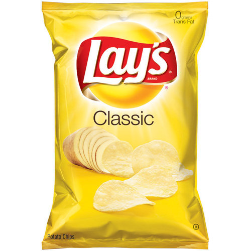 Lay's Classic Potato Chips, 11 oz