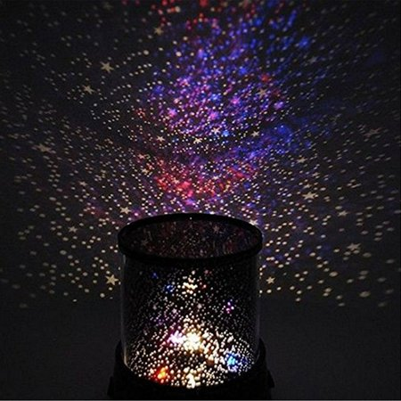 Supersellers LED Starry Night Sky Projector Lamp Star Light Cosmos Kids Gift Indoor Lighting Creative
