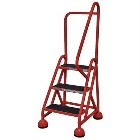 Swell Cotterman St 303 A2 C6 P5 Rolling Ladder Hndrl Platfm 27 In H Spiritservingveterans Wood Chair Design Ideas Spiritservingveteransorg