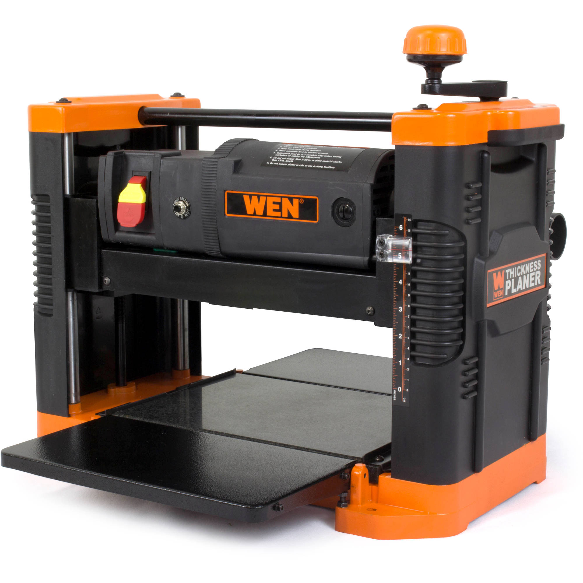 "WEN 12.5"" Benchtop Thickness Planer with Granite Table"
