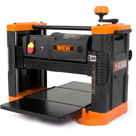 Wen 12 5 benchtop thickness planer with granite table Bench planer