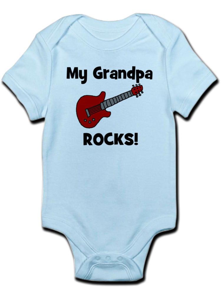 Infant Creeper Rocker Punk Inktastic I Want To Rock N/' Roll N/' Potty Everyday!