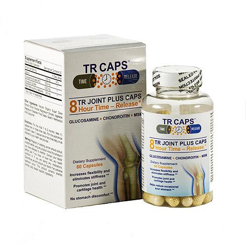 TR Caps TR Caps  Joint Plus Caps, 60 ea