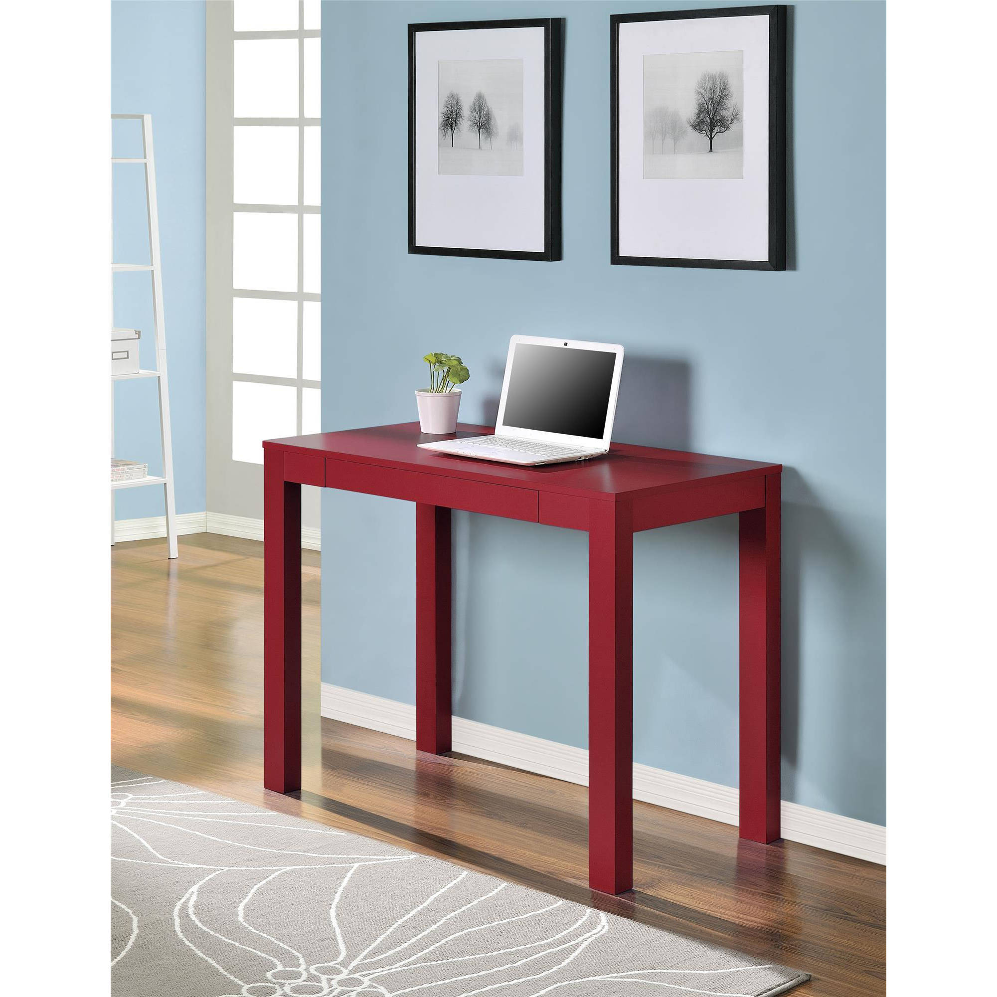 Altra Furniture Parsons Writing Desk by Ameriwood