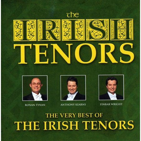 The Very Best Of The Irish Tenors (CD) (Best Tenors In The World)