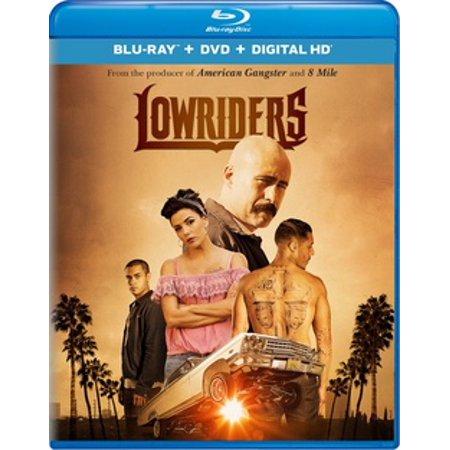 Lowriders (Blu-ray + DVD + Digital HD) (Proyectores De Video Hd)