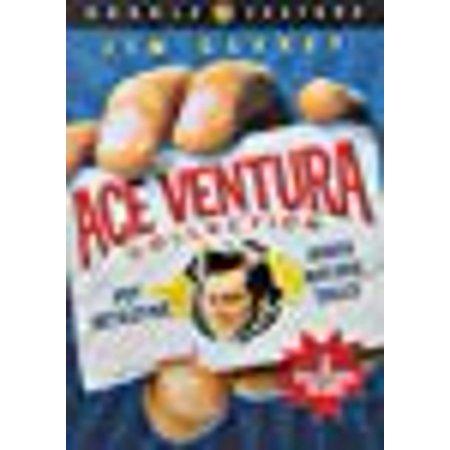 Ace Ventura: Pet Detective / Ace Ventura: When Nature Calls (Double Feature) (Widescreen, Full Frame) - Ace Ventura Rhino
