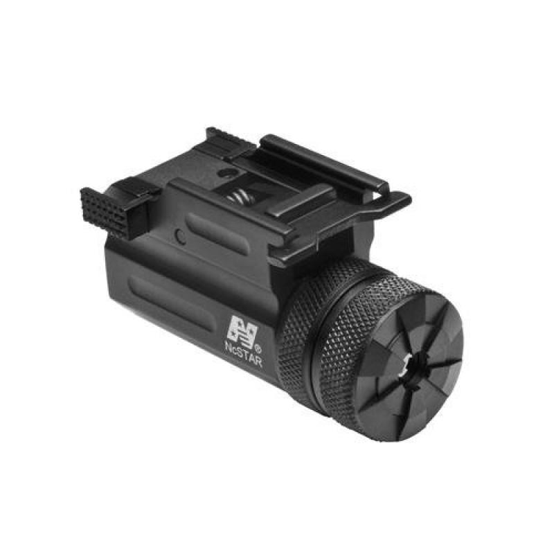 NC Star AQPTLMG NcStar, Green Laser Sight, Ultra Compact for Pistol with Quick Release Mount by