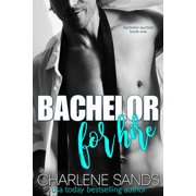 Bachelor for Hire - eBook