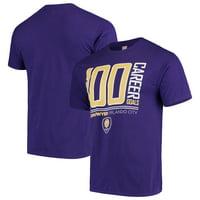 Dom Dwyer Orlando City SC Fanatics Branded T-Shirt - Purple