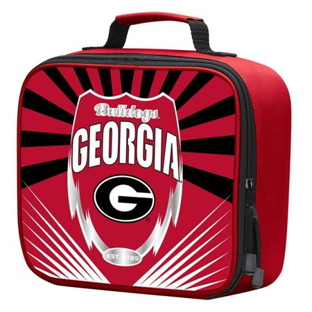 Georgia Bulldogs The Northwest Company Lightning Lunch Kit - No - Georgia Tech Lunch