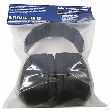 Rifleman Electronic Hearing Protection, P30, NRR 30