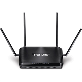 TRENDnet AC2600 StreamBoost MU-MIMO WiFi Router by TRENDnet