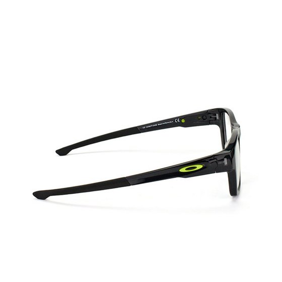51035d679e8 Oakley OX8077-04-54 Splinter Men s Black Frame Clear Lens Genuine  Eyeglasses NWT - Walmart.com
