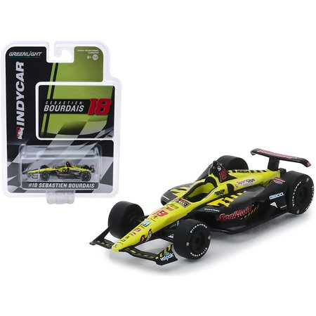 Honda Dallara Indy Car #18 Sebastien Bourdais