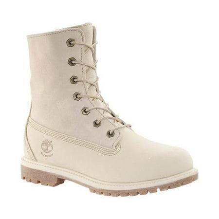 Women's Timberland Authentics Teddy Fleece Waterproof Fold Down Boot