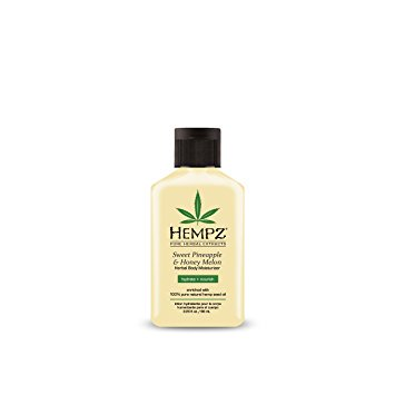 HEMPZ Pure Herbal Extracts - Sweet Pineapple & Honey Melon - 2.25oz