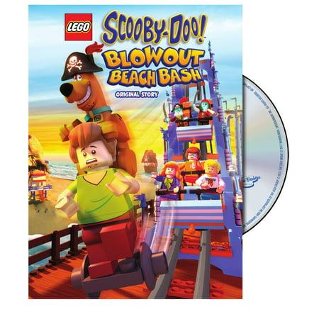 LEGO Scooby-Doo! Blowout Beach Bash (DVD) - Family Halloween Bash