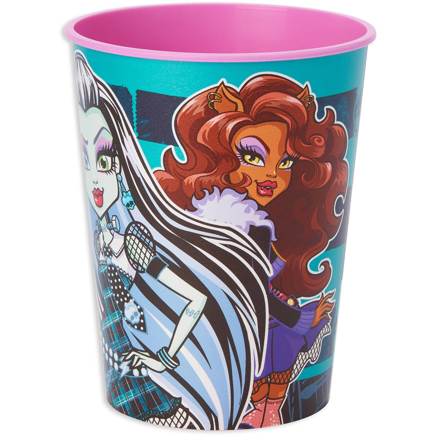 Monster High 16-oz. Plastic Party Cup, Party Supplies