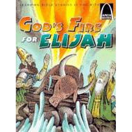God's Fire for Elijah