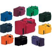 Sassi Assorted Colors Small Duffel Bag With Detachable Front Pocket