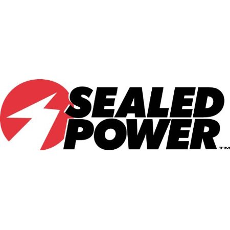 Sealed Power Moly Piston Rings - Sealed Power We297X30 Engine Piston Ring