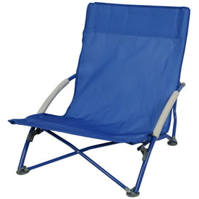 Stupendous Ozark Trail Kids Director Camping Chair With Side Table Blue Pdpeps Interior Chair Design Pdpepsorg