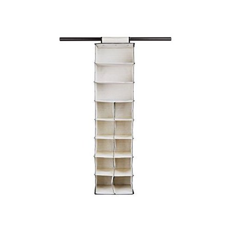 Utopia Alley Shoe And Purse Closet Storage 10 Cubbies Shelves Hanging Organizer