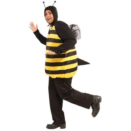 mens bumble bee halloween costume size xl - Bee Halloween