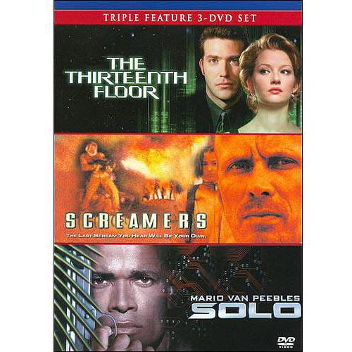 THE THIRTEENTH FLOOR /SCREAMERS/SOLO