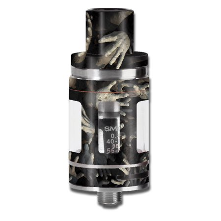 Skin Decal For Smok Tfv8 Micro Baby Beast Tank Vape / Zombie Hands Dead Trapped Walking (Zombie Skin Suit)