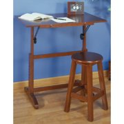 Studio Designs Creative Table & Stool Set, 36in x 24.25in Workspace